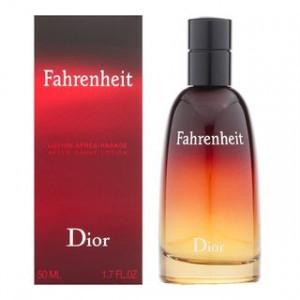 Christian Dior Fahrenheit after shave pentru barbati 50 ml