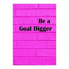 Bullet journal Goal Digger
