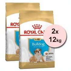 ROYAL CANIN BULLDOG JUNIOR - 2 x 12 kg