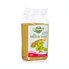 Seminte Mustar pentru Germinat Biorganik PV 200gr Cod: 5999559310768