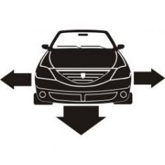 Stickere auto Logan low fata