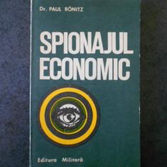 PAUL RONITZ - SPIONAJUL ECONOMIC