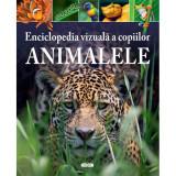 Enciclopedia vizuala a copiilor: Animalele