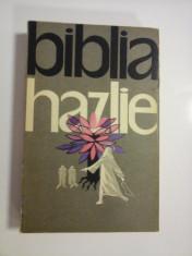 BIBLIA HAZLIE - L. TAXIL foto
