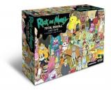 Carti De Joc Total Rickall Rick And Morty Cooperative