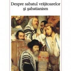MOSHE IDEL - EVREII LUI SATURN (2013, 317p.)