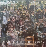 Vinil Rod Stewart – A Night On The Town (-VG)
