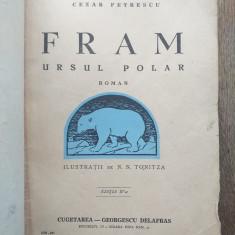 CEZAR PETRESCU- FRAM URSUL POLAR, 1941