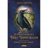 O istorie secreta a tarii vampirilor 2. Cartea fetitei-vampir, Arthur