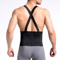 Centura abdomen sustinere lombara si protectie la efort