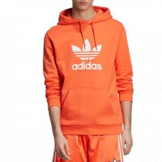 Hanorac sport adidas Originals Trefoil Hoodie DZ4573 pentru Barbati