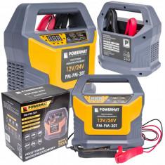 Incarcator,robot cu acumulator pentru baterie 12 / 24V