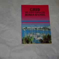 Ghid de conversatie roman spaniol - Georgeta Popescu - Angi Senn