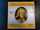 J.S. Bach – Brandenburg Concertos Nos. 1 and 5. Moscow Chamber Orchestra, VINIL, Melodia