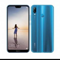 Vând schimb p20 lite, Bleu, 64GB, Neblocat