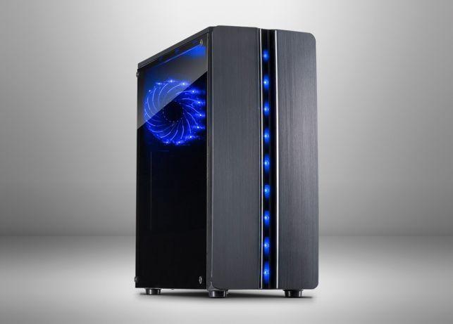 Calculator gaming Intel i7 3.4 ghz, 16 gb DDR3,SSD 250, video R9 380 4gb 256 bit