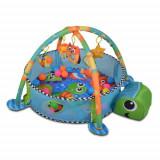 Salteluta De Joaca Cu 30 De Bile Sea Turtle, Cangaroo