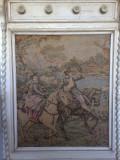 Tapiserie/cuier/tablou vintage/antic baroc venetian,lemn, Accesorii mobilier
