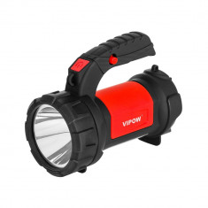 Lanterna Led cu acumulator Vipow 3W + 3W
