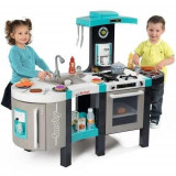BUCATARIE ELECTRONICA SMOBY TEFAL FRENCH TOUCH BUBBLE CU OALA MAGICA SI...