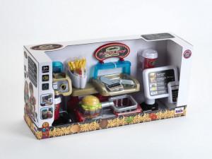 Set de joaca Burger Shop Klein