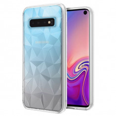 Husa SAMSUNG Galaxy S10 - Forcell Prism (Transparent)