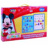 Cumpara ieftin Tabla magnetica cu numere- Mickey