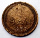 7.624 ROMANIA RPR 1 BAN 1952