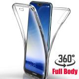 Husa de silicon 360 fata / spate Samsung Galaxy J6 Plus / J6 +