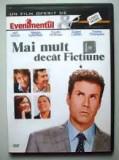 MAI MULT DECAT FICTIUNE - DVD , ACTIUNE, Romana