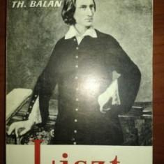 Liszt- Th.Balan