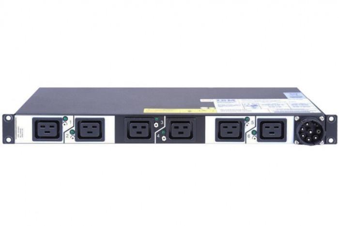 PDU IBM 9306-RTP 6-OUTLETS 39Y8920 6XC19 220-240V 1PH 63A 1U 39Y8920 39Y8948