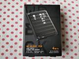 Hard disk HDD extern WD Black P10 4 TB USB 3.0, Nou., Peste 4 TB, 7200, 2.5 inch, Western Digital