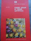 Creier Uman Si Creier Artificial - Eli Katz ,523823