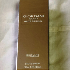 apa de parfum giordani white gold original 50 ml nou original sigilat