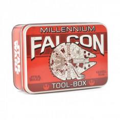 Cutie metalica - Star Wars - Millennium Falcon   Half Moon Bay