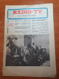 revista tele-radio 12-18 decembrie 1976