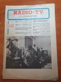 Revista tele-radio 12-18 decembrie 1976