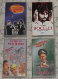 Caseta/casete video Vacanta Mare,umor,St Banica,Bocelli 50 lei bucata
