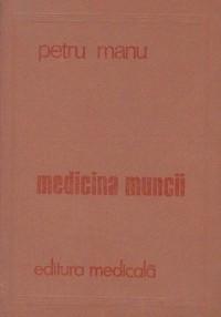 Medicina muncii (Editie 1983)