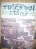 Afis Film - Vulcanul Stins -1987 regia G.Cornea ,cu Adrian Pintea, M. Andreescu