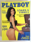 Cumpara ieftin REVISTA '' PLAYBOY '' MARTIE 2001 , ANGELA TIBREA