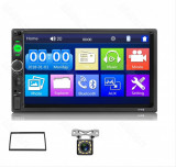 Cumpara ieftin [OFERTA] MP5 Player DVD 2DIN Universal, WinCE, Bluetooth, USB, CardSD, Camera Marsarier, Auxiliar, Mirrorlink, Touchscreen, - AD-BGP7010b
