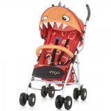 Cumpara ieftin Carucior sport Chipolino Ergo red baby dragon