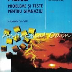 Probleme Si Teste Pentru Gimnaziu - Florin Macesanu