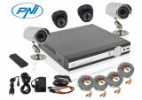Cumpara ieftin Resigilat : DVR kit supraveghere video PNI House PTZ01 - DVR si 4 camere (2 de int