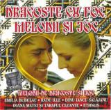 CD Dragoste Cu Foc, Melodii Și Joc, original, holograma