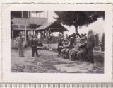 bnk foto - Sinaia - Taraf cantand turistilor - anii `30