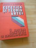 MATILA C. GHYKA--ESTETICA SI TEORIA ARTEI - 1981-impecabila(vezi detalii)