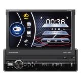 Player auto 1 DIN 7 inch Bluetooth, FM, Navigatie, 4x40W